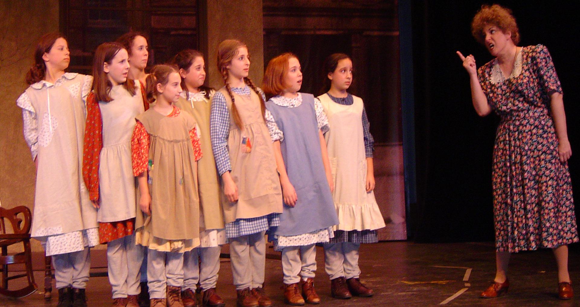Yorktown Stage