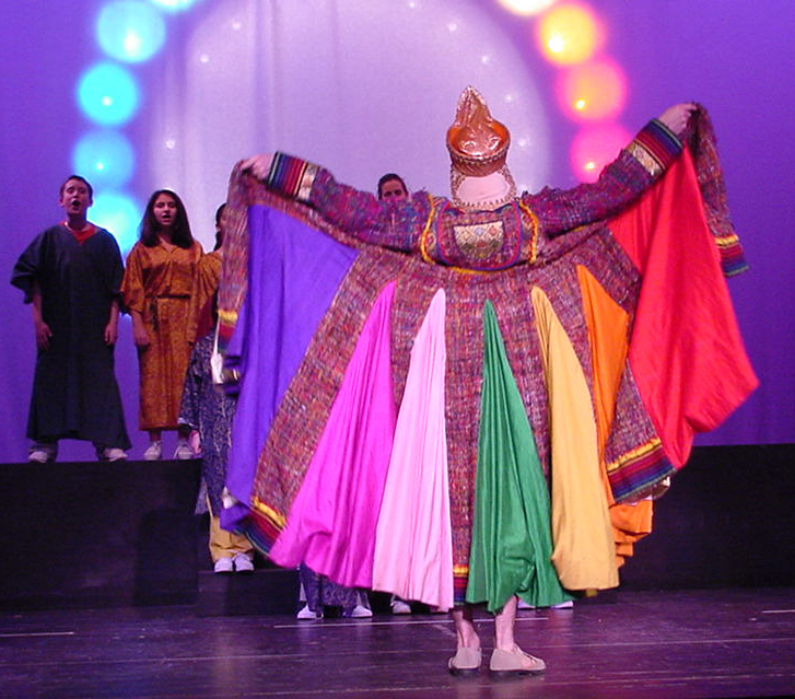Joseph & The Amazing Color Dreamcoat